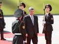 Как под Верховной Радой Петра Порошенко ждали (фото)