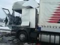 На Львовщине в грузовике взорвался газовый баллон, водитель в реанимации