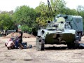 Украинские десантники отремонтировали БМД из Пскова (фото)