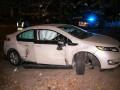 В Киеве с погоней задержали пьяного работника СТО на чужой машине