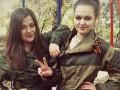 СБУ подтвердила задержание 19-летней снайперши