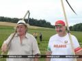 Депардье посетил Беларусь, Лукашенко обучил его навыкам ручной косьбы