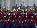Монгольская армия примет участие в параде в Москве