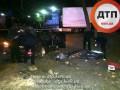 Погоня в Киеве: опубликовано видео задержания нарушителей