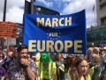 В Лондоне проходит масштабный марш против Brexit
