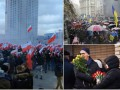 Итоги выходных: Марш националистов в Польше, Марш возмущенных в Киеве и прощание с Задорновым