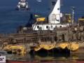 """В борту танкера """"Delfi"""" близ Одессы образовалась огромная дыра"""