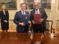 Украина установила дипломатические отношения с Гренадой