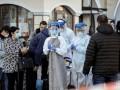 В Украине снизилось количество новых случаев COVID-19