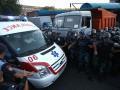 В Ереване вооруженная группа взяла в заложники врачей