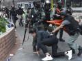 В Гонконге начались массовые задержания студентов