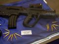Укрзализныця закупит себе оружия на 2,6 млн гривен