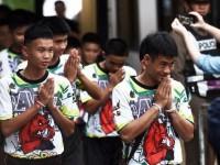 Тайские дети рассказали, как переносили