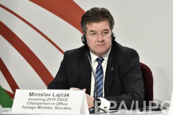 Лайчак едет в Киев поговорить об агрессии РФ