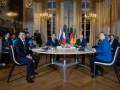 """Кремль рассказал о """"разговорах на повышенных тонах"""" в Париже"""