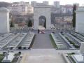 Ночью на Кладбище Орлят во Львове была очередная провокация