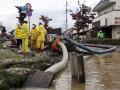 Число жертв тайфуна в Японии достигло 68 человек