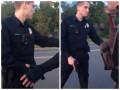 В Харькове полицейский угрожал оружием участникам квеста