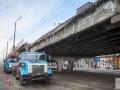 Как выглядит Шулявский мост после обрушения: появились свежие фото