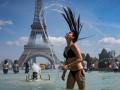 Во Франции жара побила исторический рекорд