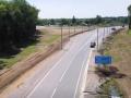 Гройсман показал новопостроенную дорогу в обход Знаменки