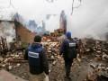 Подрыв машины ОБСЕ: под Луганском погиб американец