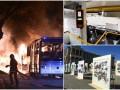 День в фото: взрывы в Анкаре, безопасный автобус в Запорожье и годовщина расстрелов на Майдане
