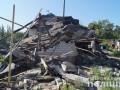 В Луганской области взрыв уничтожил дом и ранил женщину