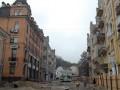 В Киеве горит дом на Андреевском спуске