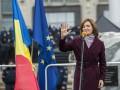 В Молдове состоялась инаугурация Санду
