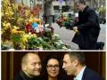 Неделя в фото: Теракты в Париже и второй тур выборов в Украине