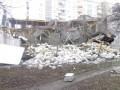 В Одессе обрушился строящийся магазин, есть пострадавшие