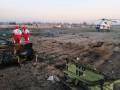 Названа предварительная причина авиакатастрофы в Иране