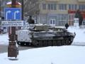 В СНБО опровергли отвод тяжелой артиллерии сепаратистов на Донбассе