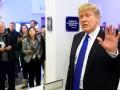 Семь вертолетов и автоматчики: Трамп в Давосе
