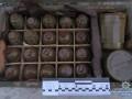 Полицейские нашли 40 гранат в грузовом поезде