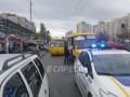 Наезд маршрутки на людей в Киеве: погибли пожилые супруги
