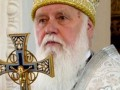 Патриарх Филарет подарил микроавтобус батальону Нацгвардии
