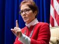 Бывшая посол США в Украине рассказала о давлении Трампа на Госдеп