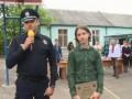 Житомирского подростка наградили за спасение двух утопающих деток