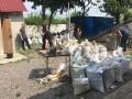 СБУ изъяла две тонны янтаря в Киевской области
