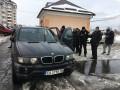 Пьяные гонки: в Буче военком на BMW разбил два авто