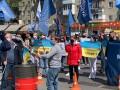 Митинги в Киеве привели к масштабным пробкам