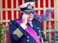 Принц Бельгии на параде