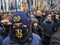Националисты пикетировали АП: Требуют запретить бизнес РФ в Украине