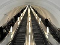 В Киеве из-за футбола ограничат работу трех станций метро
