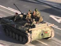 Боевики ЛДНР отправились в РФ получать новую военную технику