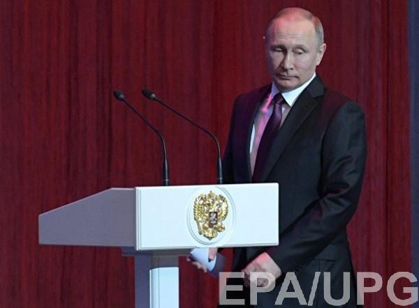 3% россиян признались, что относятся к Путину с антипатией и отвращением