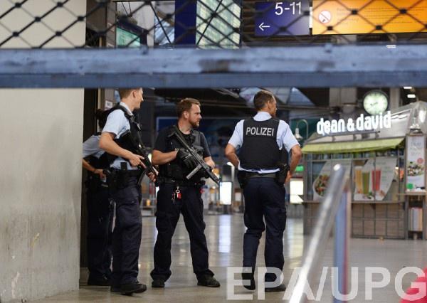 Полиция установила личность нападавшего