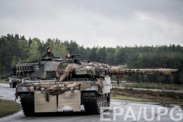 Украина аргументирует необходимость в оружии НАТО